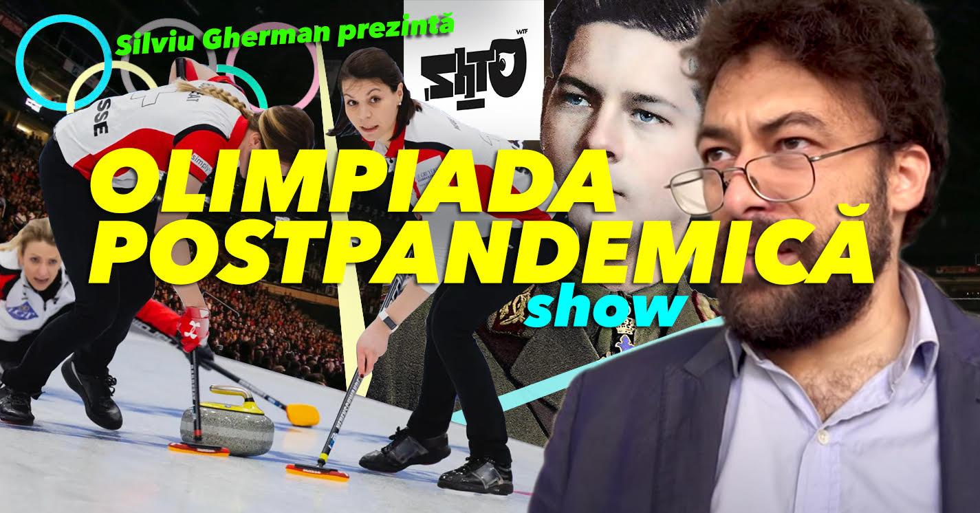 Silviu Gherman prezintă Olimpiada PostPandemică Show