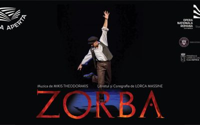 Zorba de Mikis Theodorakis și Lorca Massine @ Opera Aperta 2021