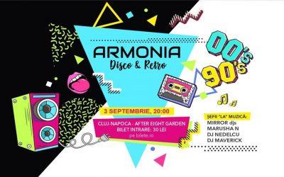Armonia Retro & Disco @ After Eight Garden