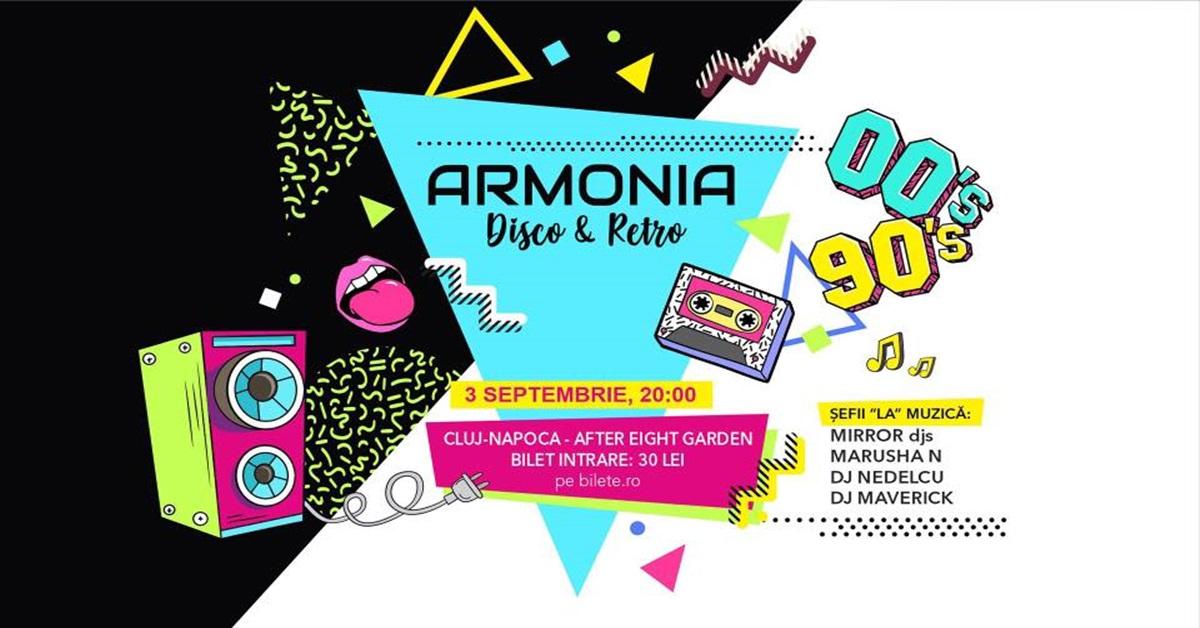 armonia disco & retro