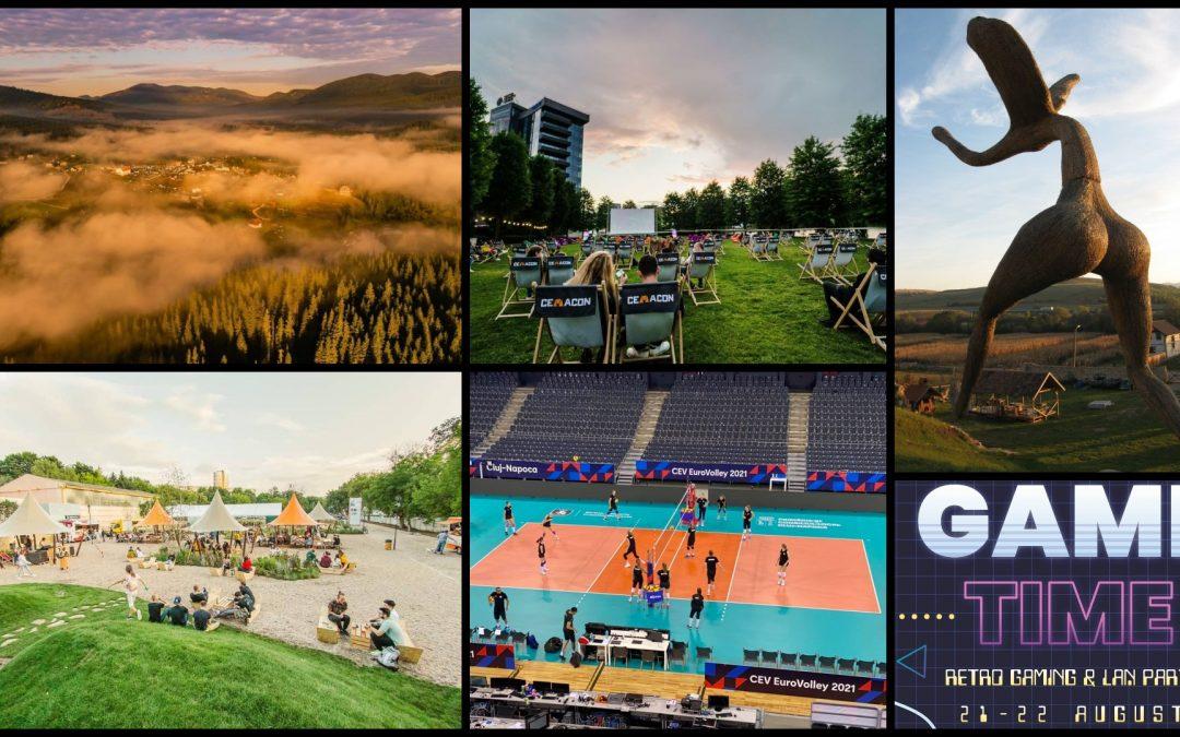Recomandări de weekend (20-22 august): sport, festivaluri, muzică și film