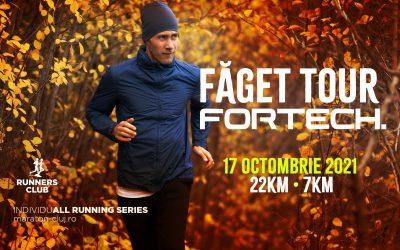 FĂGET TOUR FORTECH @ Pădurea Făget
