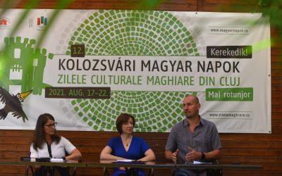 Începe cea de-a XII-a ediție a Zilelor Culturale Maghiare din Cluj