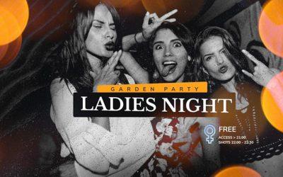 Garden Party / Ladies Night @ After Eight Garden