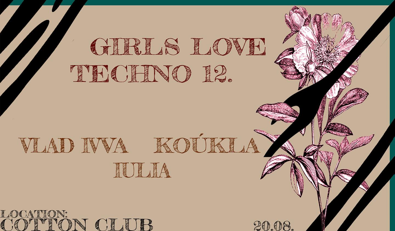 girls loves techno