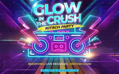 Glow in the CRUSH @ After Eight Club