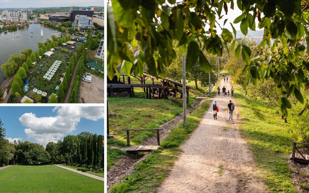 Ghidul #ClujLife pentru #Jazz in the Park 2021