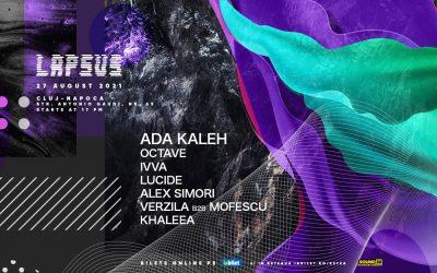 L.A.P.S.U.S with Ada Kaleh/Octave/Lucide/Verzila/Mofescu/Alex