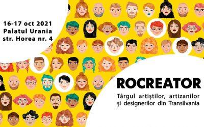 RoCreator – Târgul artiștilor, artizanilor și designerilor din Transilvania