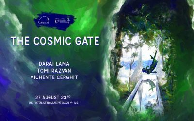 The Cosmic Gate