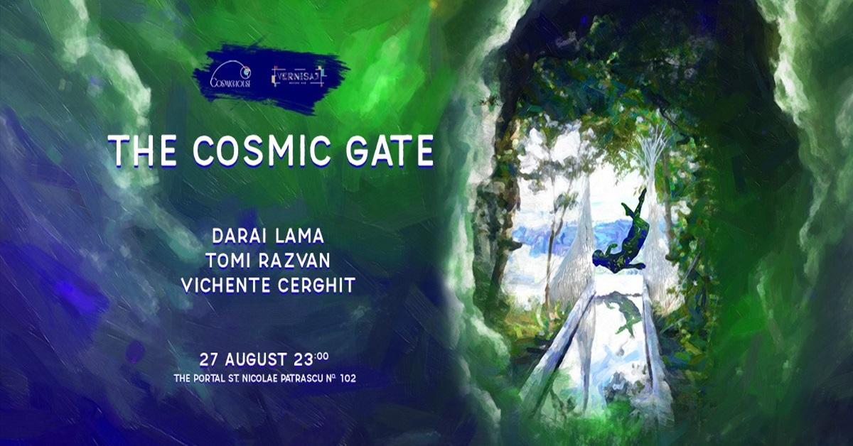 the cosmis gate