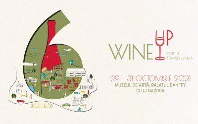 WineUp Fair in Transylvania