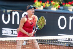 Final de zi spectaculos oferit de A. Bogdan și J. Cristian în cea de-a cincea zi a turneului Winners Open WTA250