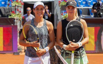 Prima zi a turneului de tenis Winners Open WTA250