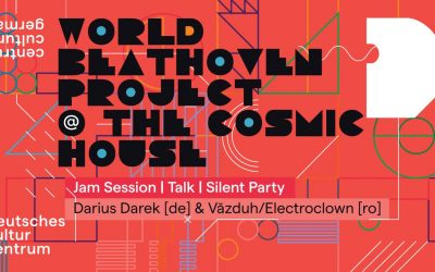 World BEAThoven Project @ The Cosmic House