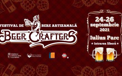 Beer Crafters Festival @ Iulius Parc Cluj-Napoca