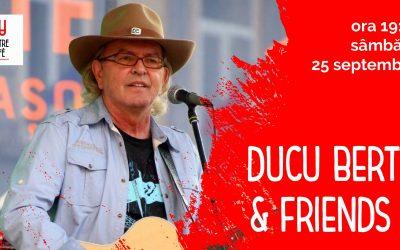 Concert Ducu Bertzi & Friends @ L'Autre Café