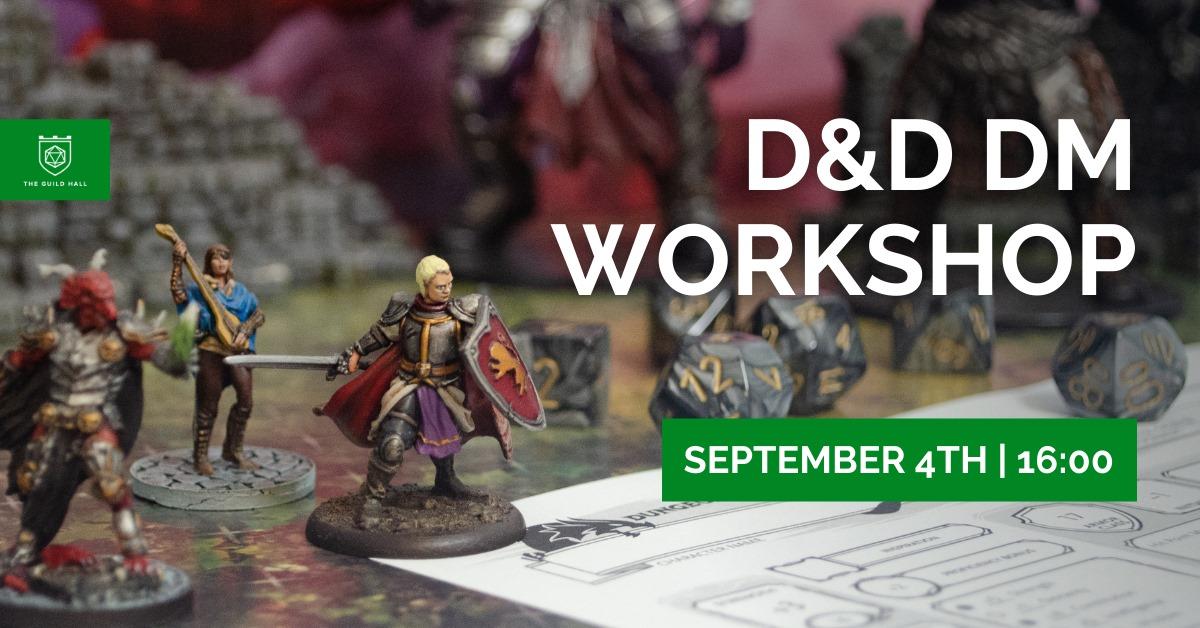 D&D DM Workshop