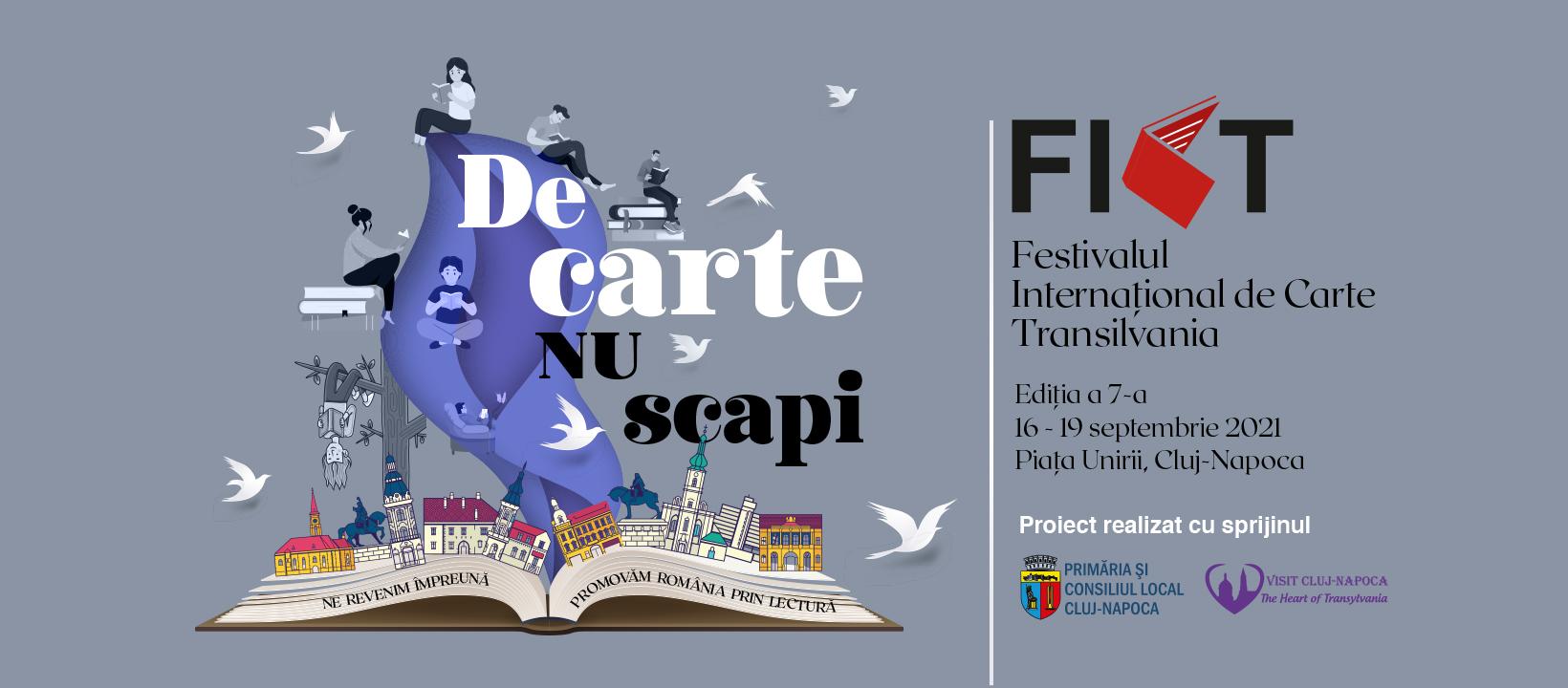 Festivalul Internațional de Carte Transilvania, Ediția a 7-a
