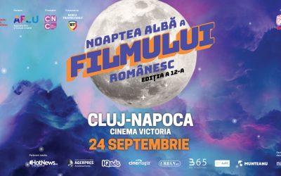 Noaptea Albă a Filmului Românesc @ Cinema Victoria