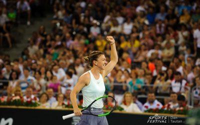 Simona Halep joacă la Transylvania Open WTA250!