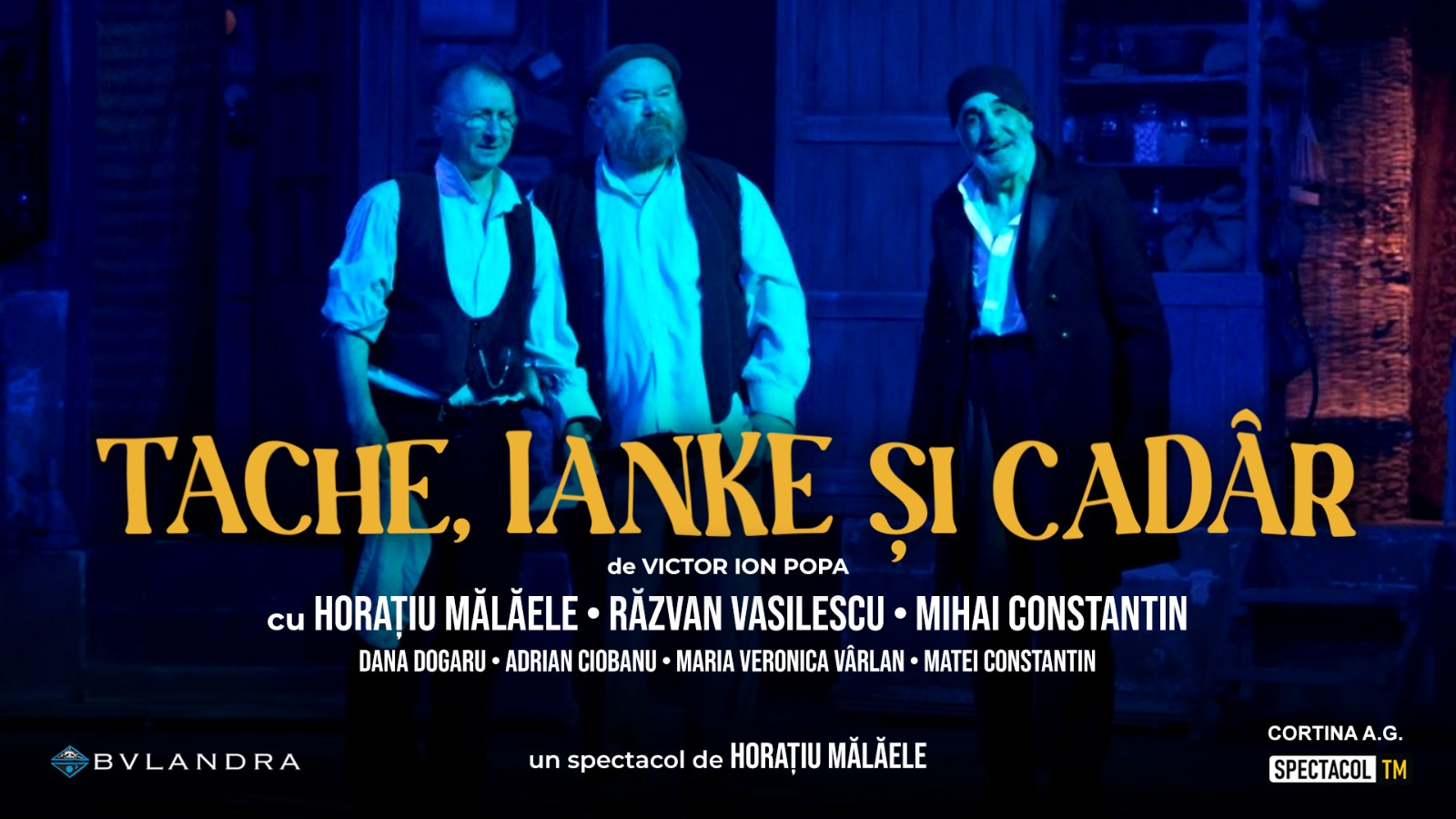 Tache, Ianke și Cadâr