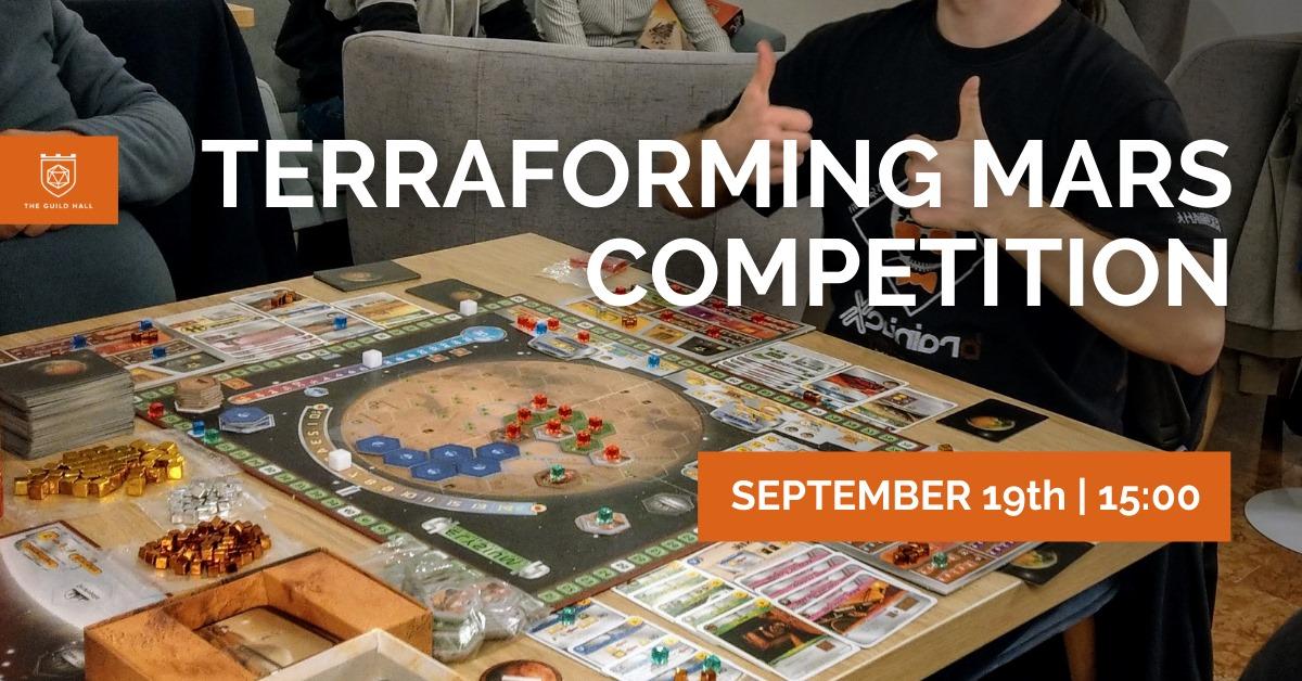 Terraforming Mars Competition