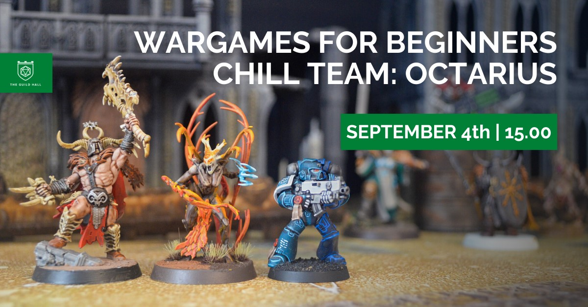 Wargames for beginners