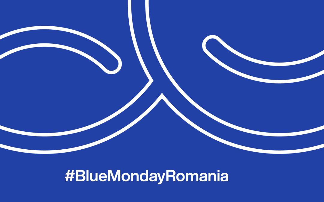 Asociația Daisler lansează platforma Blue Monday