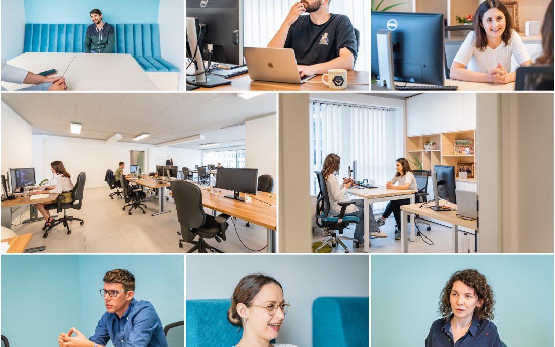 #ClujLife Office Takeover la Tapptitude | a product-building studio