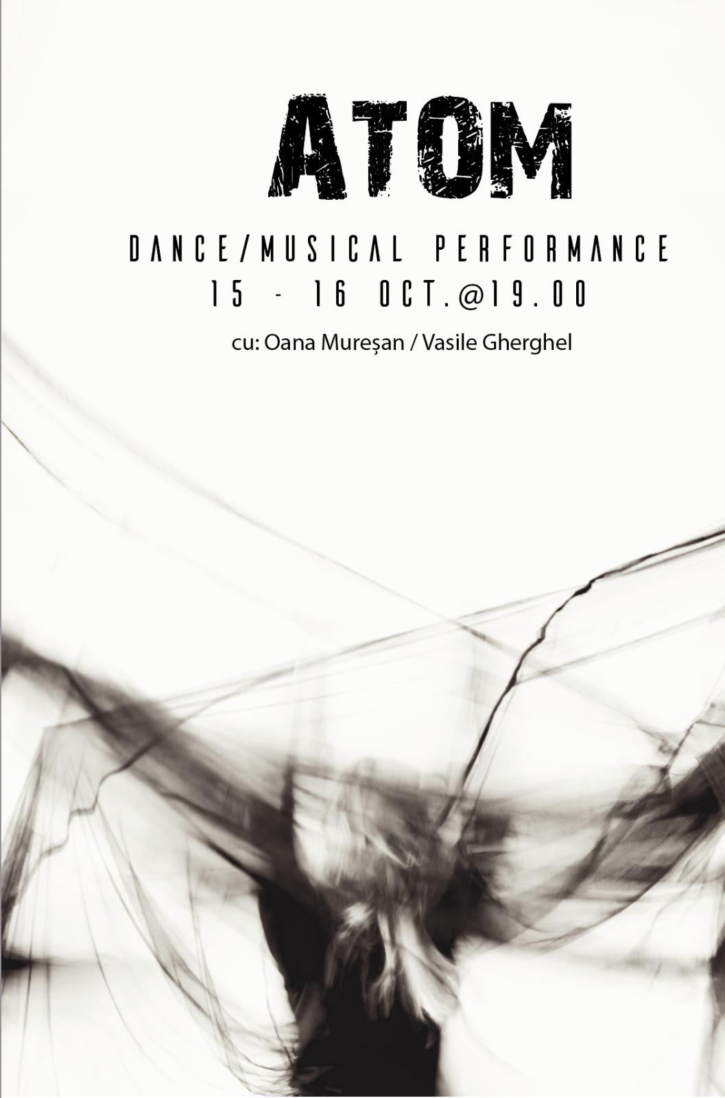 ATOM - dance & musical performance