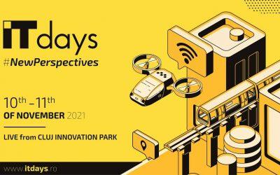 IT Days 2021 #NewPerspectives @ Cluj Innovation Park
