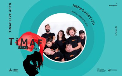 Improvise & Adapt w/ IMPROVertiții @ Fabrica de Bere