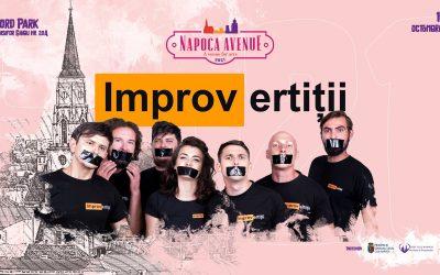 Workshop: Improvizație w. IMPROVertiții @ Record Park