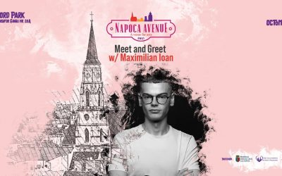 Meet and Greet w. Maximilian Ioan @ Record Park