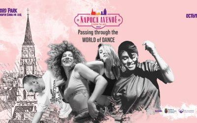 Passing through the world of dance w. Alex Nut, Renata Maria, Cristina Tanasescu & Iulia Andro