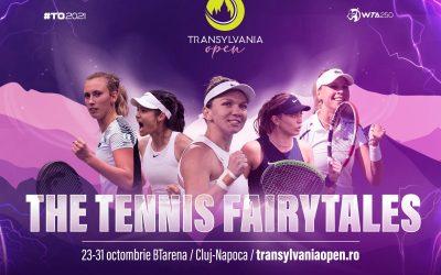 Biletele pentru Transylvania Open WTA250 se pun în vânzare astăzi