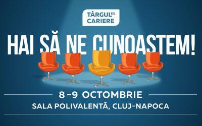 Târgul de Cariere revine la BT Arena, în 8-9 octombrie 2021, pentru a reanima piața clujeană a evenimentelor de recrutare